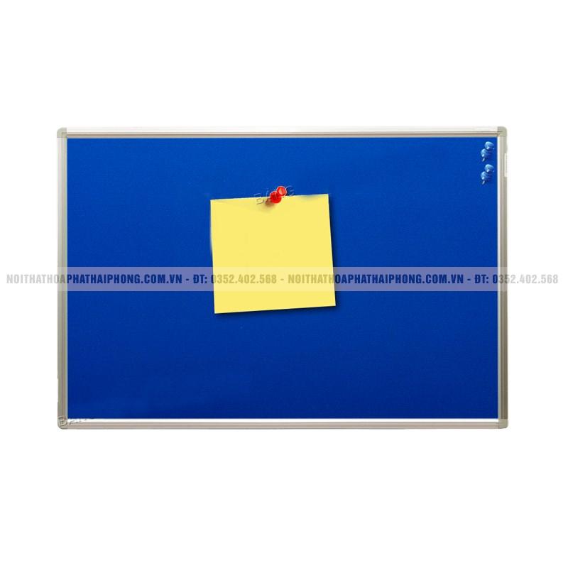Bảng ghim nỉ treo tường HP28