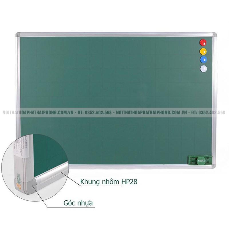 Bảng từ xanh 1.2×1.6m