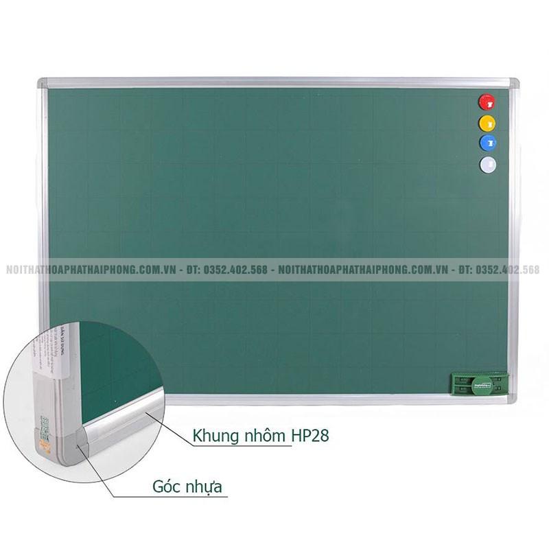 Bảng từ xanh 1.2×2.2m
