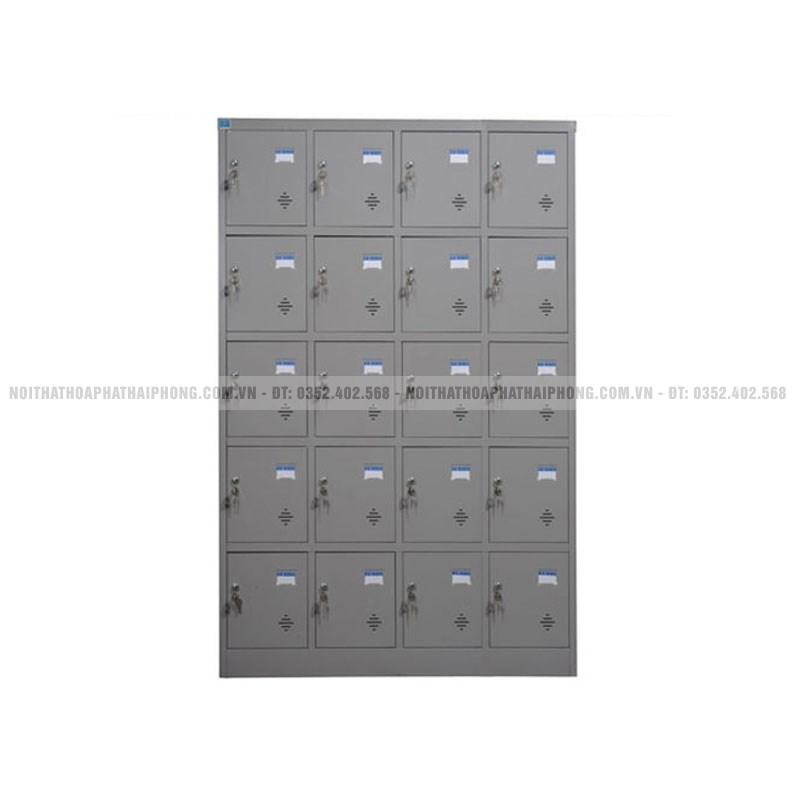 Tủ locker 20 ngăn Hòa Phát TU985-4K