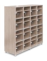 Tủ để giầy Nội Thất 190 TJ-16K