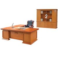 Bộ bàn tủ lãnh đạo Hòa Phát DT2411VM6