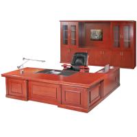 Bộ bàn tủ lãnh đạo Hòa Phát VIP DT3012VM8