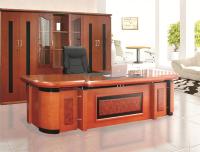 Bộ bàn tủ lãnh đạo Hòa Phát VIP DT3212VM7