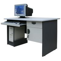 Bàn máy tính hộc liền Hòa Phát HP204HL