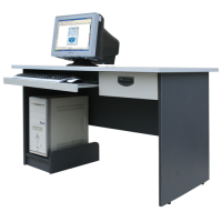 Bàn máy tính khung gỗ Hòa Phát HP204S