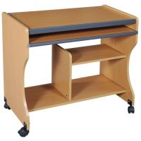 Bàn máy tính khung gỗ Hòa Phát SD08