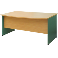 Bàn vi tính khung gỗ Hòa Phát SV1886
