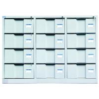 Tủ ghép 12 ngăn Hòa Phát TU118-12D