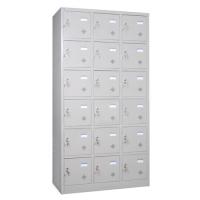 Tủ locker 18 ngăn Hòa Phát TU986-3K