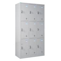 Tủ locker 9 ngăn Hòa Phát TU983-3K