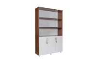 Tủ tài liệu gỗ Hòa Phát LUX1960-3B1